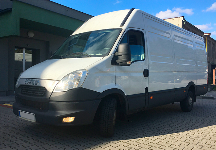 vůz Iveco Daily 35S18 3.0HPT Daily 35S18