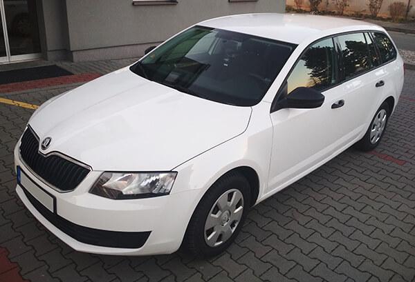 nová Škoda Octavia autopůjčovny Proncar
